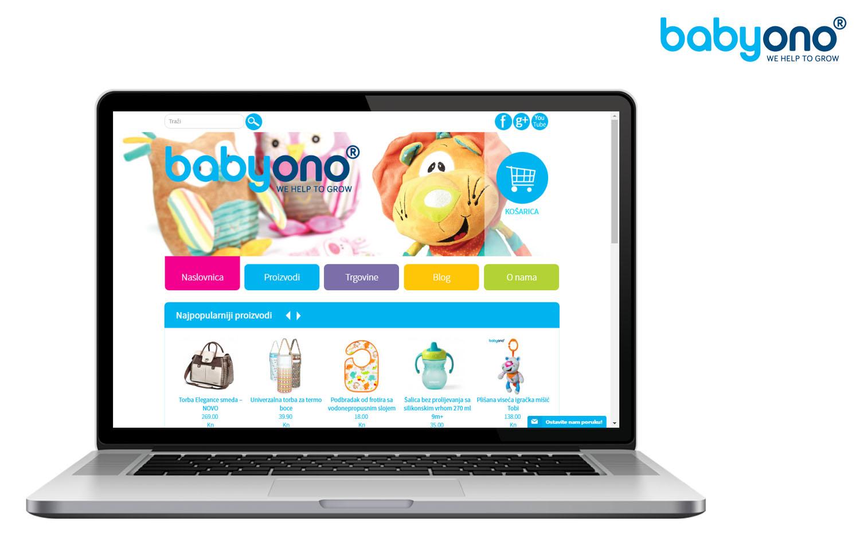 Webshop BabyOno